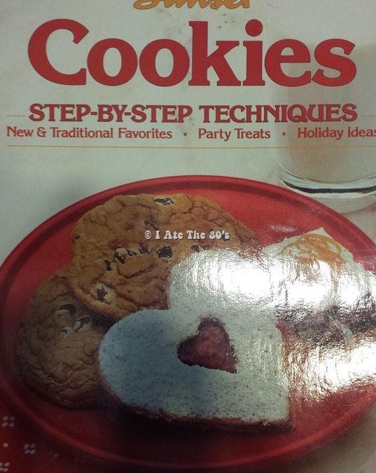 80's Recipe Test–Half Cup Cookies