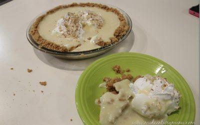 Microwave Presidential Pie, 1981 – An 80s Recipe Test