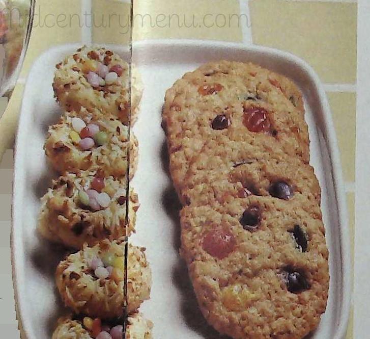 Baby Bird Nest Cookies
